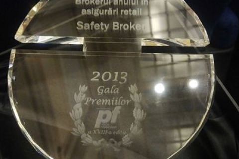 Broker of the Year in Retail Insurances – within the Financial Market Awards Gala - Fin Media